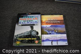 Mixed Lot of DVD's