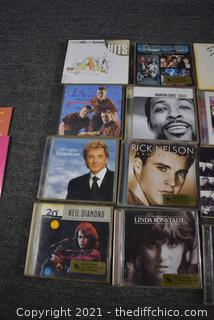 20 CD's and More