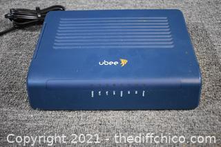 Ubee Router