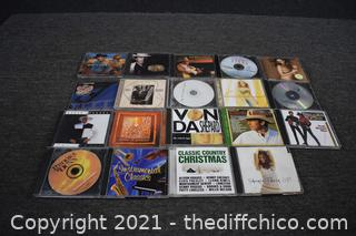 18 CD Collection