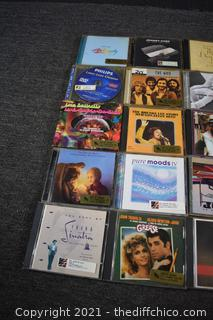 25 CD Collection