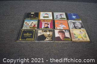 12 CD Collection
