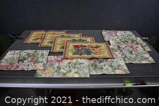 10 Placemat's