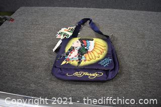 Ed Hardy New Shoulder Bag
