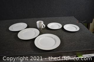 6 Replacement Dishes