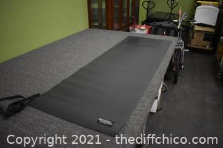 Fitness Mat - 24in x 72in