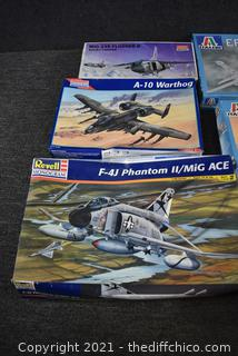 New Un-assemble Jets and More Models
