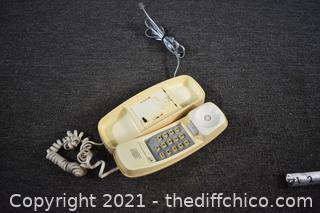 Princess Push Button Telephone