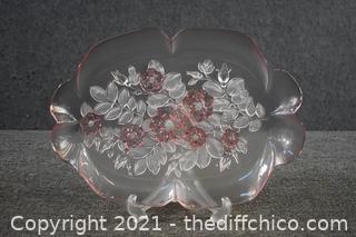 Glass Platter / Server