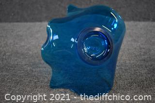 Art Glass Dish
