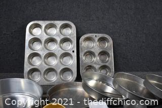 Baking Dishes and More