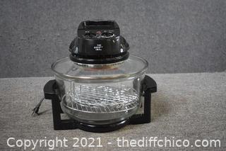 Working Sharper Image Cooker / Oven