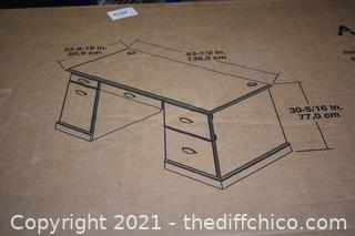 NIB Desk plus Top Organizer-no damage to desk