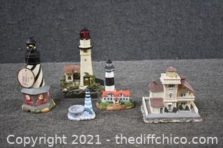 Collection of Light Houses