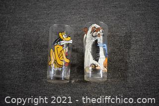 2 Collectible Tumblers