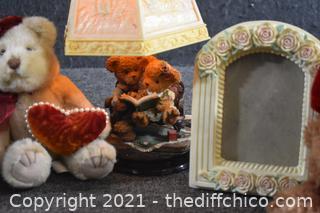 Bears, Light and Frames
