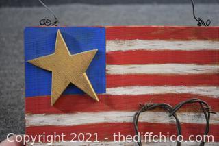 Wall Hanging Flag