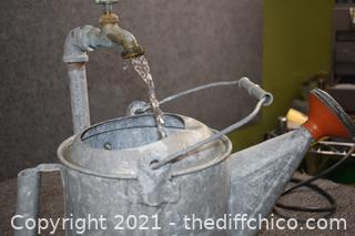 Working Fountain