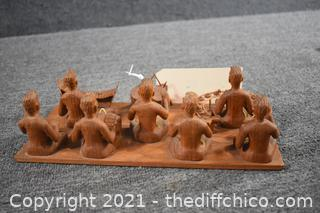 Hand Carved Tribal Music Group