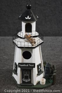Light House Bird House