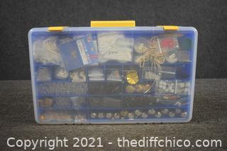 Craft Organizer plus Contents