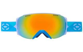 Winterial Ski and Snowboard Goggles, UV Protection, Teal (J12)