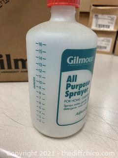 Gilmour 046P All Purpose Hand Sprayers - Qty 6 (J26)
