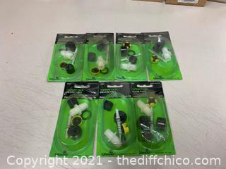 Gilmour Spray Doc Sprayer Pressure Release Valve Repair R66C - Qty 7 (J56)