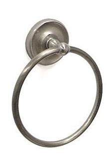 Taymor 04-SN7904 Satin Nickel Towel Ring (J57)