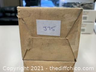 "Duo-Fast 7518C 9/16"" 19 Gauge 1/2"" Crown C Point Staples - 2 Boxes (J75)"
