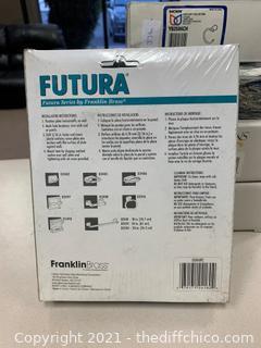 Futura Chrome Towel Ring (J78)
