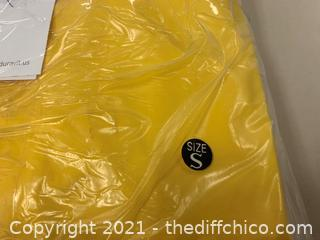 Hazard Suit - Size Small - Qty 3 (J99)