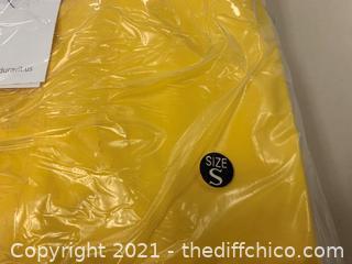 Hazard Suit - Size Small - Qty 3 (J100)