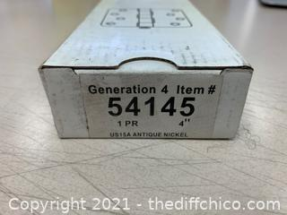 Hinges - Gen 4 54145 - Pack of 2 (J124)