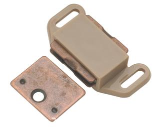 "Hickory Hardware P110-TP 1-5/8"" Center to Center - Catch, Tan Plastic (J127)"