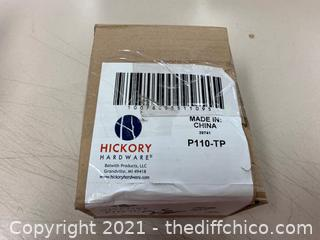 "Hickory Hardware P110-TP 1-5/8"" Center to Center - Catch, Tan Plastic (J129)"