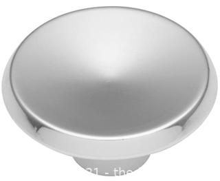Hickory Hardware P113-26 1-1/2-Inch Sunnyside Cabinet Knob, Polished Chrome (J130)
