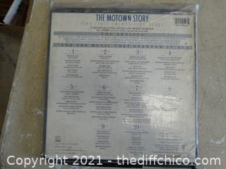 The Motown Story Records