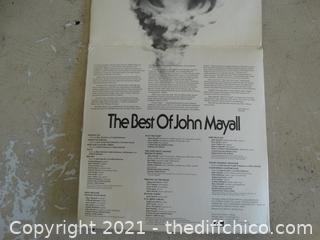 The Best Of John Mayall Record
