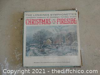 Christmas At The Fireside Records