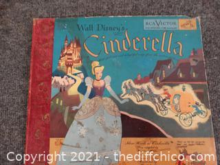 Cinderella Record