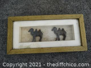 Unique Camel Wall Decor
