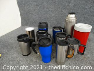 Coffee Thermos And More