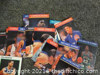 Basket Ball Cards