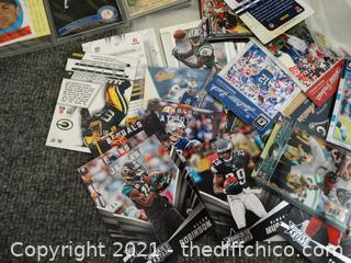 Mixed Sports Cards & Sleeves