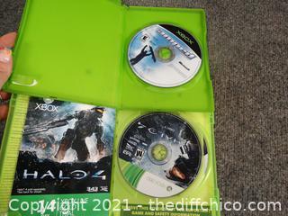 X BOX & XBOX 360 Games