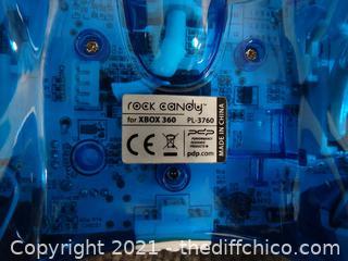 Rocky Candy xbox 360 Controller