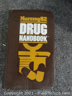 Nursing 82 Drug Hand Book
