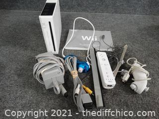 Wii  Works