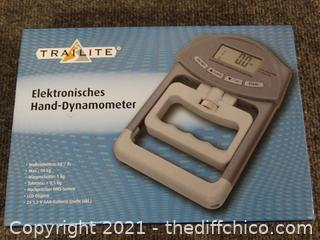 Elektronisches Hand Dynamometer